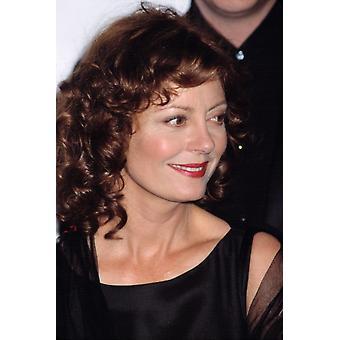 Susan Sarandon At Christopher Reeve Paralysis Foundation Gala Ny 11132001 By Cj Contino Celebrity