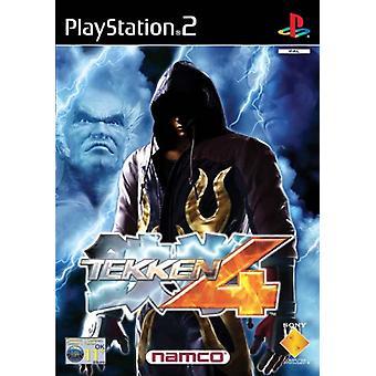 Tekken 4 (PS2) - Ny fabrik förseglad