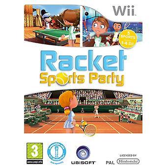 Racket Sports Party (Wii) - Wie neu