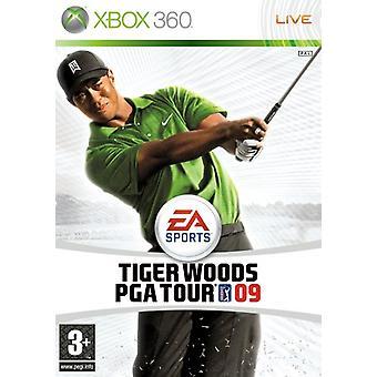 Tiger Woods PGA Tour 09 (Xbox 360) - Nouveau