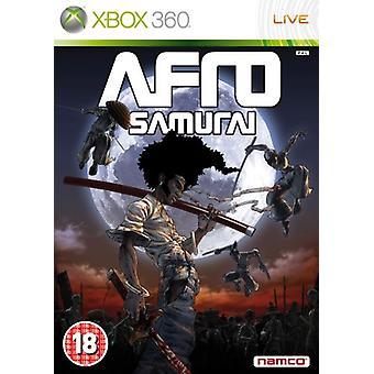 Afro Samurai - Nouveau