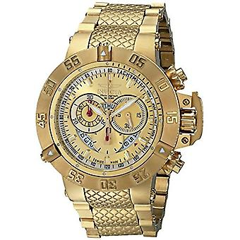 Invicta Subaqua 5403 rustfrit stål Chronograph Watch