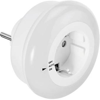 GEV LIV 6874 006874 Night light Circular LED (monochrome) Neutral white White