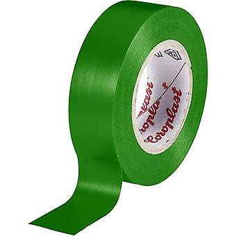 Coroplast 302 302-10-19GN Electrical tape Green (L x W) 10 m x 19 mm 1 pc(s)