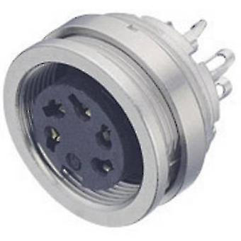 Bağlayıcı 09-0128-00-07-1 Mikro Dairesel Konnektör Nominal akım (ayrıntılar): 5 A