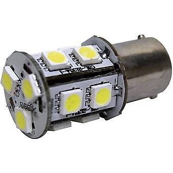 Eufab LED indicator light BA15S 12 V 260 lm