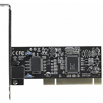 Intellinet 522328 Network card 1 Gbps PCI, LAN (10/100/1000 Mbps)