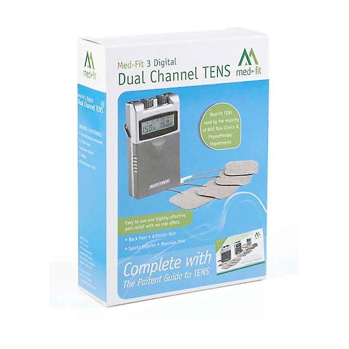 Med-Fit 3 digitale Dual-Channel TIENTALLEN Machine