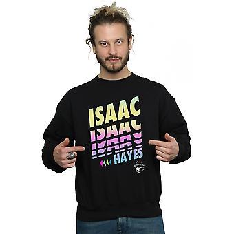 Isaac Hayes mężczyzn Neon Neon wyciąć Bluza