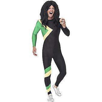 Smiffy's Jamaican Hero Costume