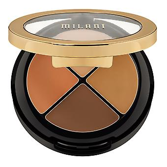 Milani Conceal + Perfect All In One Concealer Kit-04 Dark to Deep
