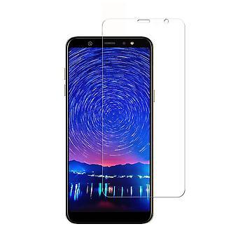 Samsung Galaxy A9 2018 gehärtetem Glas Displayschutzfolie Einzelhandel