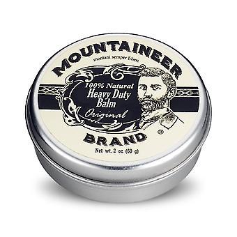 Baume de barbe heavy Duty de marque d'alpiniste 60g