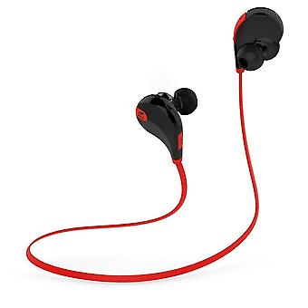 Vezeték nélküli sport earbuds-piros