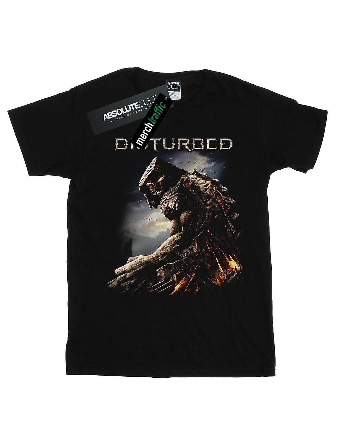 Disturbed Women's Dark Vengeance Boyfriend Fit T-Shirt