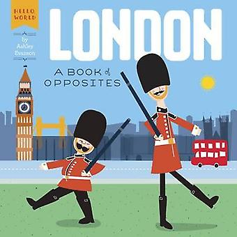 Londen - een boek van tegenstellingen door Ashley Evanson - 9780448489162 boek