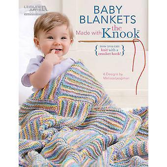 Baby filtar gjord med Knook av Melissa Leapman - 9781464701894