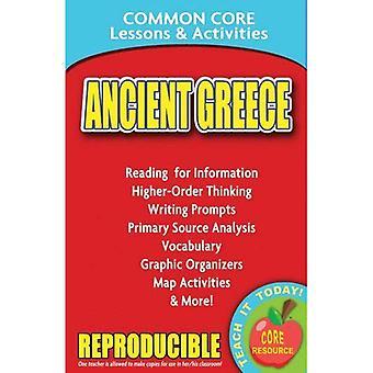 Antiken Griechenland gemeinsamen Kern Lektionen & Aktivitäten