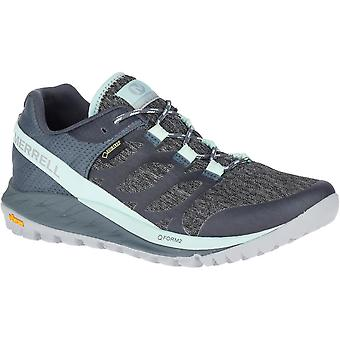 Merrell Womens Antora Goretex Lace Up Light Walking Shoes