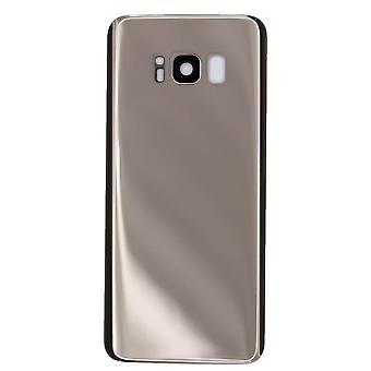 Samsung Galaxy S8 Rückseite Gold
