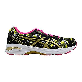 Asics GT-1000 5 GS GR White/Gold-Gold Ribbon C622N 0194 Grade-School