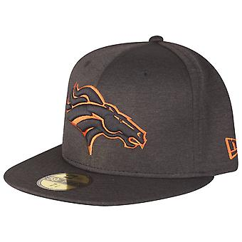 New Era 59Fifty SHADOW TECH Cap - NFL Denver Broncos