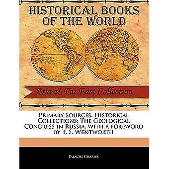 Die geologischen Kongress in Russland durch Charles & Palache