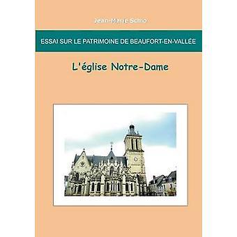 Essai スールルフィデスパトリモアンファイナンスデビューフォート Lglise ノートルダムバイスキーオ & JeanMarie