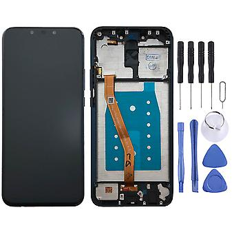 For Huawei Mate 20 Lite display full LCD unit touch with frame spare parts repair blue new
