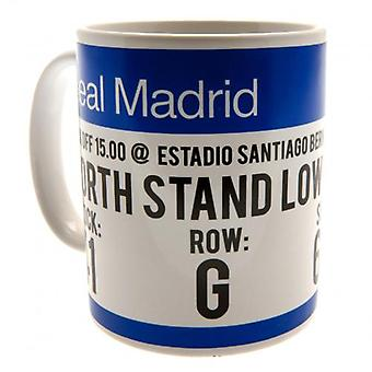 Real Madrid Mug MD