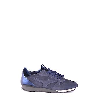Mizuno Ezbc199004 Män's Blue Mocka Sneakers