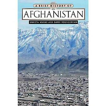 A Brief History of Afghanistan (2nd) by Shaista Wahab - Barry Youngma