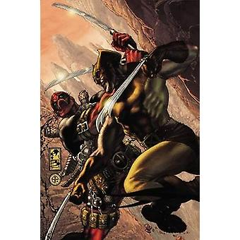 Wolverine vs. Deadpool by Larry Hama - Rob Liefeld - Eric Stephenson