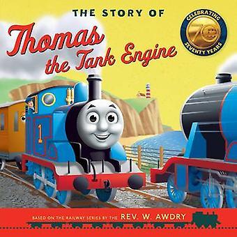 La historia de Thomas el motor del tanque-9781405276047 libro