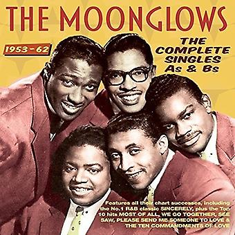 Moonglows - Moonglows-Complete Singles als & Bs 195 [CD] USA import