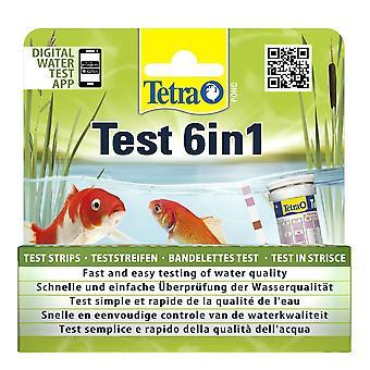 Tetra Pond Test 6 In 1