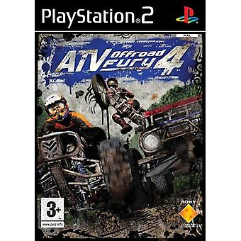 ATV Offroad Fury 4 PS2 Game