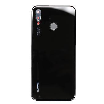 Genuine Huawei P20 Lite - Back Cover - Black - 02351VNT