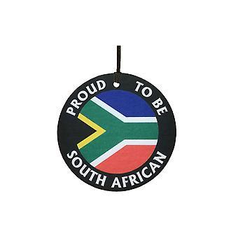 Orgoglioso di essere sudafricano auto deodorante