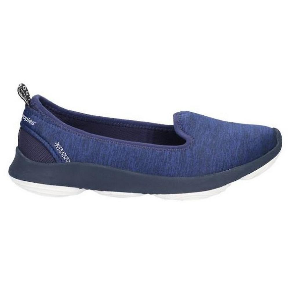 Hush Puppies Womens/ladies Life Slip On Shoes