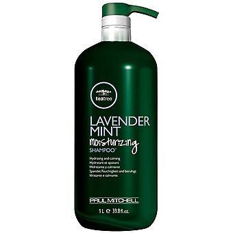 Paul Mitchell lavendel Mint Moisturizing Shampoo 1000ml