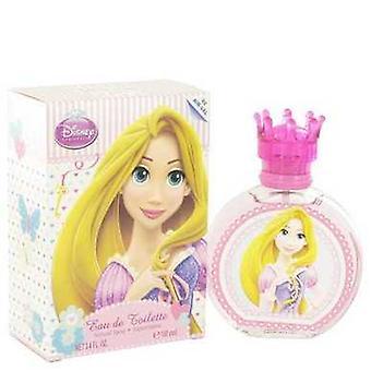Disney Tangled Rapunzel de Disney EAU de Toilette Spray 3,4 oz (femei) V728-517604