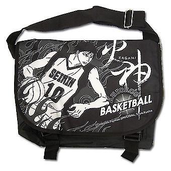 Messenger Bag - Kuroko's Basketball - New Kagami School Bag ge11649