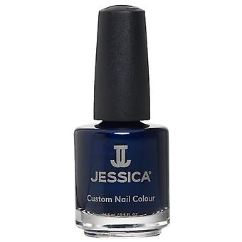 Jessica Nail Polish Truest van Blue Collection-Blue Moon 14,8 ml (929)