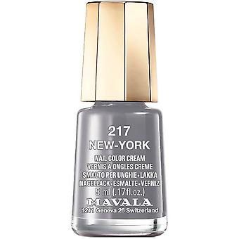 Mavala Mini Nail Color Creme Nail Polish - New-York (217) 5ml