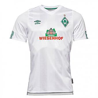 2019-2020 Werder Bremen Away Football Shirt (Kids)