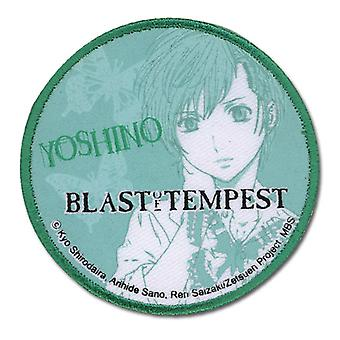 Patch - Blast of Tempest - New Yoshino Iron-On Toys Anime Licensed ge44541