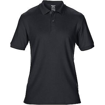 Gildan-Dryblend dobbelt Piqué Herre sport skjorte