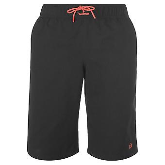 Hete Tonijn mens logo shorts elastische tailleband mesh interne slips