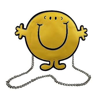 Mr. Men Mr Happy Cross Body Bag